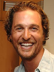 McConaughey Sells Car for Storm Victims