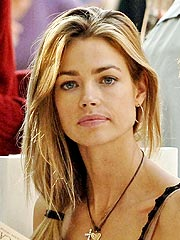 Denise Richards in Bizarre Movie Set Incident