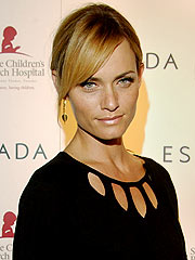 Amber Valletta Out of Treatment Facility
