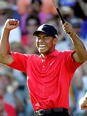 Tiger Woods Nabs 12th Major Championship