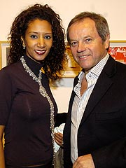 Wolfgang Puck, Fianc&#233;e Expecting a Baby