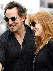 Bruce Springsteen Defends His Marriage