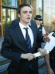 No More Court Supervision for Pete Doherty