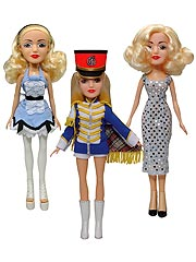 Gwen Stefani Launches a Line of Dolls