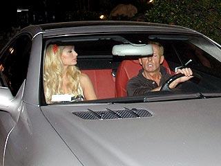 Paris Hilton Arrested for Alleged DUI