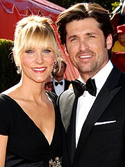 Twin Boys for Patrick Dempsey, Wife