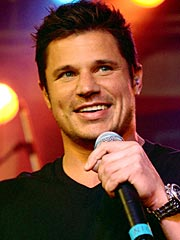 Nick Lachey Hits the Road