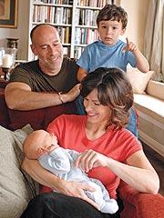 Elizabeth Vargas Balances Work & Motherhood