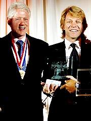 Bon Jovi to Restore Rundown Philly Homes