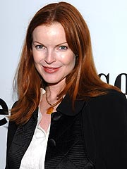 Marcia Cross: I Never Told My Daughters Their Dad Had Cancer