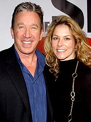 Tim Allen Marries Longtime Girlfriend Jane Hajduk