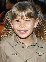 Bindi Irwin's Jungle Girl Show On Hold