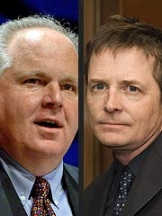 Michael J. Fox Responds to Limbaugh