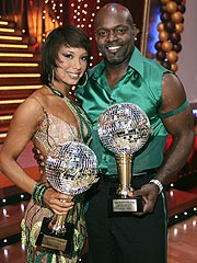 Emmitt Smith Wins Dancing with the Stars