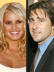 Jessica Simpson, Luke Wilson Hit Louisiana Hotspot