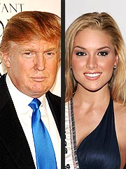 Trump: Miss USA Tara Conner Not Fired
