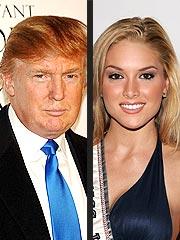 Trump: Miss USA Tara Conner Not Fired