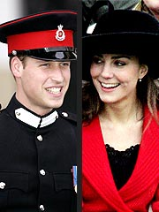 Kate Middleton Cheers on Prince William at Graduation