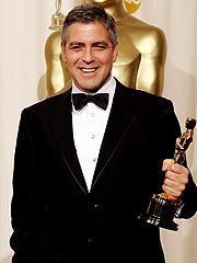 Oscar Backstage: Clooney & Co. Captivate
