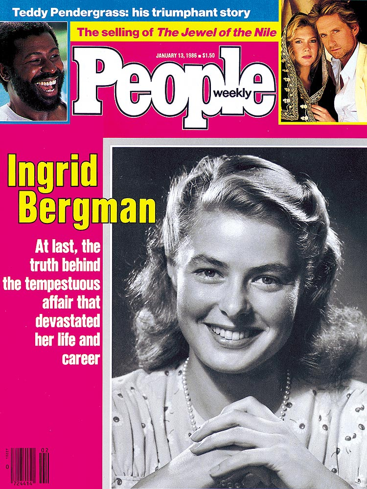 Thirty-Six Years After Ingrid Bergman's Public Shame a People Poll Asks: What Is Sin?