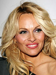 Pam Anderson Answers Pregnancy Rumors with a Simple 'No'
