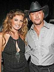 Faith Hill, Tim McGraw's House Robbed