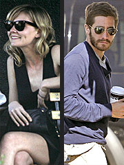 Kirsten Dunst and Jake Gyllenhaal's Near-Miss in L.A.