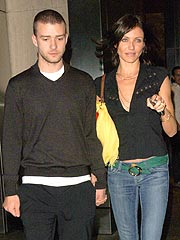 Justin Timberlake and Cameron Diaz Break Up