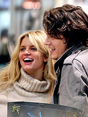 Jessica Simpson & John Mayer's Cozy New York Weekend