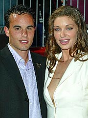 Bianca Kajlich and Soccer Star Landon Donovan Split