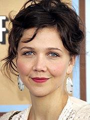 Maggie Gyllenhaal's Globes Babysitter: Mom