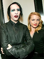 Marilyn Manson Calls Evan Rachel Wood 'My Twin'