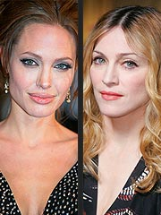 Angelina Jolie: We Should Support Madonna