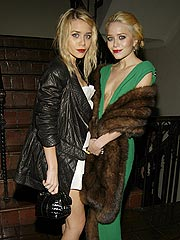 Olsens Top List of Hollywood Rich Kids