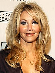 Heather Locklear in Treatment for 'Anxiety and Depression'