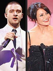 Justin Timberlake and Cameron Diaz's Post-Globes Spat