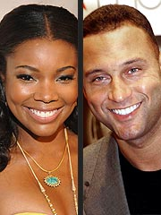 Gabrielle Union Says She Isn't Dating Derek Jeter – Unfortunately