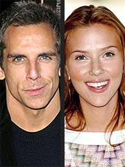 Ben Stiller, Scarlett Johansson Harvard-Bound