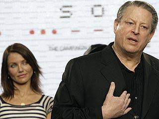Al Gore, Cameron Diaz Announce Environmental Campaign