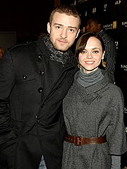 Christina Ricci 'So Impressed' by Justin Timberlake