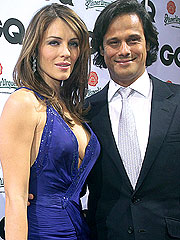 Elizabeth Hurley: I Cried at My Wedding