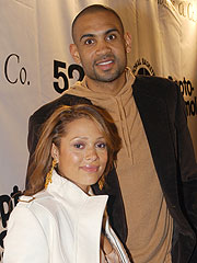 It&#39;s a Girl for R&B Singer Tamia and Grant Hill