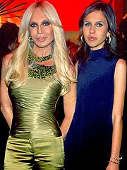Allegra Versace Undergoing Treatment for Anorexia