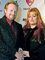 Wynonna Judd Speaks Out on Husband's Arrest