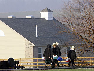 New Amish School Opens Six Months After Shooting