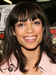 Rosario Dawson Helps Get Out the Young Latino Vote