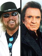 Johnny Cash's Former Home Burns Down