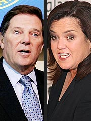 Tom DeLay & Rosie O'Donnell Trade Insults