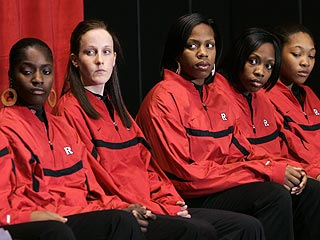 Rutgers Basketball Players Accept Imus's Apology