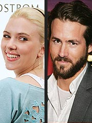 Scarlett Johansson & Ryan Reynolds Step Out in NYC